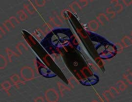 Nro 27 kilpailuun Drone for cargo/military appliances käyttäjältä PROAnimations3D