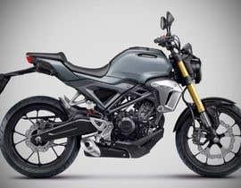 #9 для Cool Motorbike painting \ Круто расскрасить мотоцикл от muaazbintahir