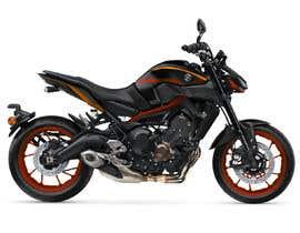 #12 для Cool Motorbike painting \ Круто расскрасить мотоцикл от Dima9128