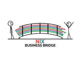 #51 for Nix Business Bridge logo by designguruuk