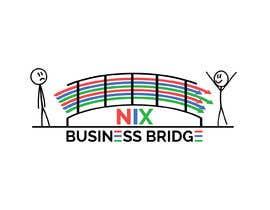 #56 for Nix Business Bridge logo by designguruuk