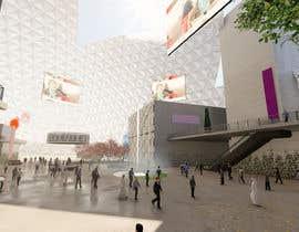#10 for Design a Lobby/Reception area for a Virtual Event Platform by arqeddyestrella