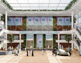 #14 for Design a Lobby/Reception area for a Virtual Event Platform by Ronnielim88