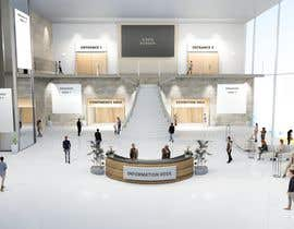 #29 for Design a Lobby/Reception area for a Virtual Event Platform by jeannmelo