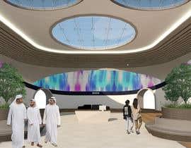 #6 for Design a Lobby/Reception area for a Virtual Event Platform by nicholasufo