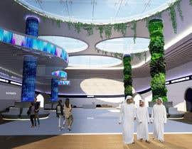 #13 for Design a Lobby/Reception area for a Virtual Event Platform by nicholasufo