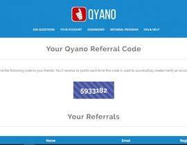 #1 para Website SIgnup, Site Use & Referrals Contest de MSulyman