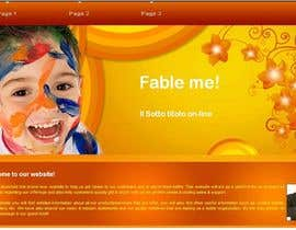 nº 2 pour Website Design for Children Books Business par VirtualTechMe