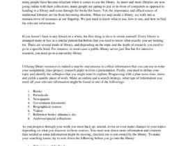 #15 for Write an essay af munad51