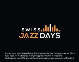 #220 for Corporate Design - Swiss Jazz Days by munsurrohman52