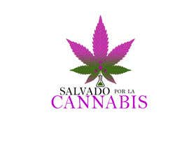 #121 para Diseño de logo cannabis medicinal - Spanish speakers only de ivanleo82