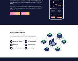 #17 cho Website design- informative site, Top 5 recommended Crypto, stocks, trading platforms bởi DigitalKrish