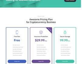 #10 cho Website design- informative site, Top 5 recommended Crypto, stocks, trading platforms bởi webdeveloperAlal