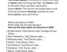 #4 для Write a short paragraph about Dancing(dancewear) in the western countries (especially USA) від advicebdofficial