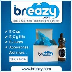 Contest Entry #26 for Design a Banner for Breazy.com -- 4