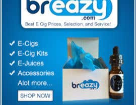 #27 for Design a Banner for Breazy.com -- 4 by benson92