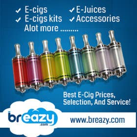 #23 cho Design a Banner for Breazy.com -- 4 bởi xpertsart