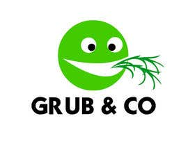 "CarolusJet tarafından Design a Logo and packaging sleeve for ""GRUB & CO"" için no 46"