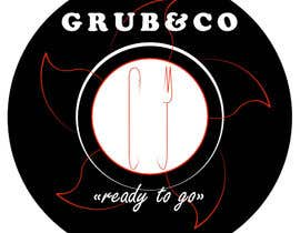 "#5 for Design a Logo and packaging sleeve for ""GRUB & CO"" by antoniosmaher"