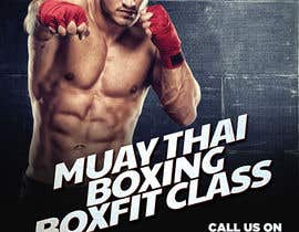 #13 for Design a Flyer for Boxing by majasdigital