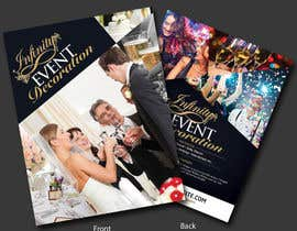 #28 untuk Design a Flyer for Wedding and Party consultants oleh shiwaraj