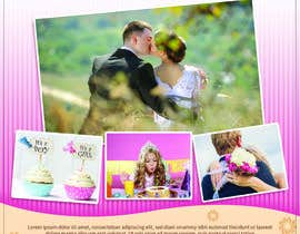 VeraBuzadji tarafından Design a Flyer for Wedding and Party consultants için no 29