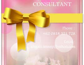 #20 untuk Design a Flyer for Wedding and Party consultants oleh cin17