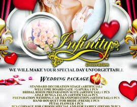 #3 for Design a Flyer for Wedding and Party consultants by abudabi3