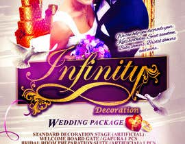 #4 for Design a Flyer for Wedding and Party consultants by abudabi3