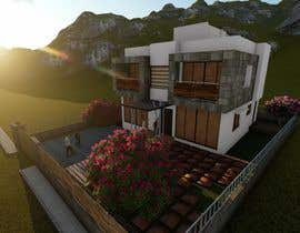 #23 for Simple 2-storey house by kathe0512