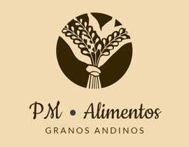 #67 para Crear un diseño de Imagotipo con slogan para  Empresa de Alimentos (Granos Andinos) de KarenOn15