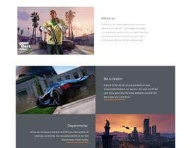 #5 for Design Landing Page - 23/05/2020 01:20 EDT by ShamimSuper