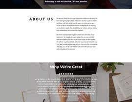 #14 untuk Build a Home Page Design oleh Folto515