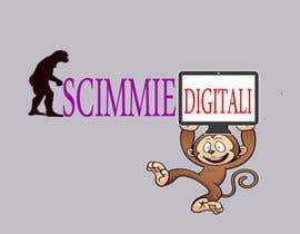 #18 untuk Logo COVER creation - SCIMMIE DIGITALI oleh manojsudha25