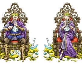 #102 pentru 420 Queen and King Characters de către adibfaesol