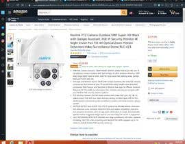 #35 untuk Search Camera with features oleh alihyder128