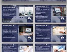 #13 for Presentation brochures by moshiur5124