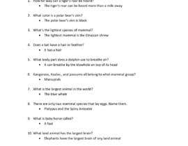 #5 for Help with Easy Homework by victorvico