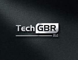 """#264 untuk company Logo - """"Tech GBR ltd"""" oleh blackbird001"""