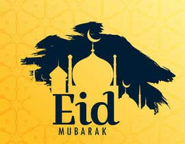 #55 für custom eid mubarak wishes gif von hadiuzzaman2050
