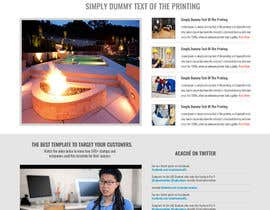 #35 untuk Design a Website for Actegy Consulting oleh eemon