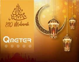 """#6 for Social Media Poster """"Eid Mubarak"""" by FGshamim"""