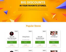 #42 for Landing Page Design by mousumi09