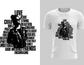 #8 für Word cloud tee shirt design von arafat123456