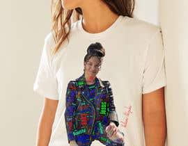 #23 für Word cloud tee shirt design von arislam2