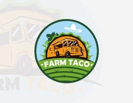 #258 untuk Farm Taco Logo oleh abnmh
