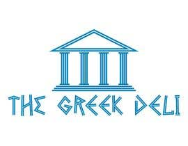 #18 dla Design a Logo for Deli Shop with Greek food and products (The Greek Deli ) przez ovojir