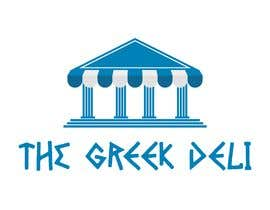 #20 dla Design a Logo for Deli Shop with Greek food and products (The Greek Deli ) przez ovojir