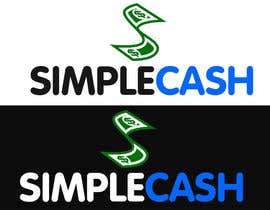 #164 pentru Design a Logo for Simple Cash de către emilitosajol