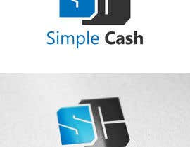 #152 for Design a Logo for Simple Cash by XeLeRoN